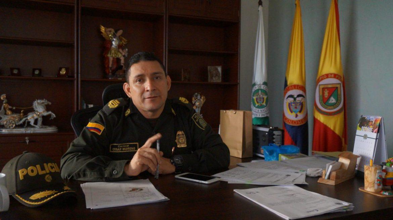 Colonel Moreno