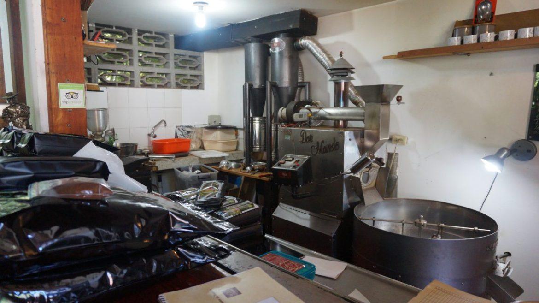 Pereira Coffee Farm Tour