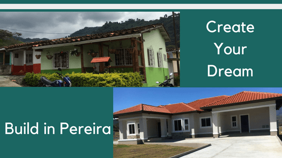 Build a Home in Pereira