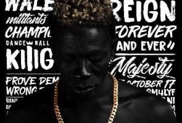 Shatta Wale accused of 'stealing' Rick Ross' idea for 'Reign' artwork