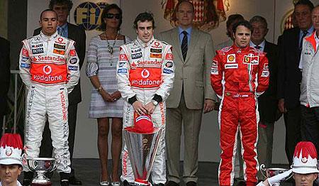 Resultado de imagen para Fernando Alonso victoria Monaco