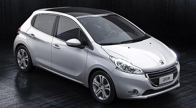 Peugeot 208 Mercosur