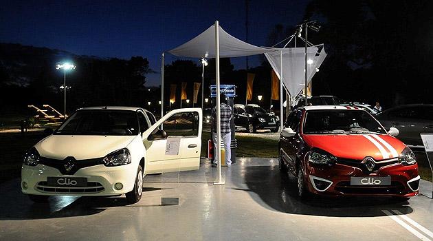 Renault presente en Pinamar 2013