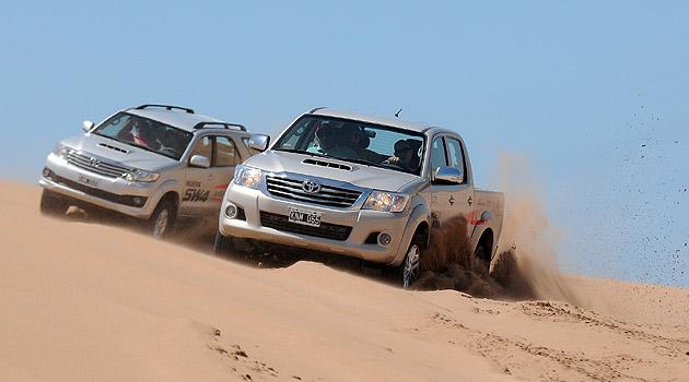 Toyota en el Verano 2013