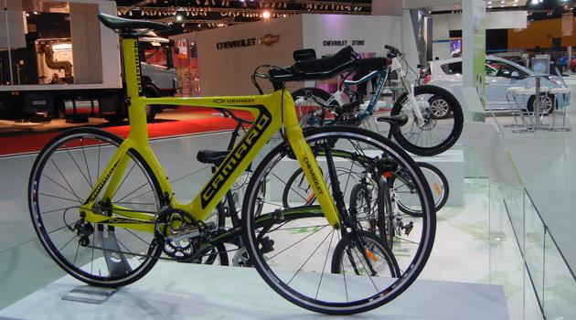 Las bicicletas de Chevrolet