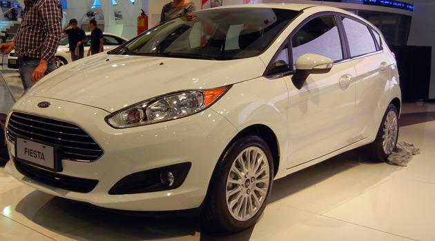 Nuevo Ford Fiesta