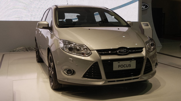 Nuevo Ford Focus