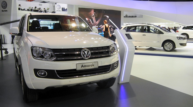 Volkswagen Amarok Model Year 2014