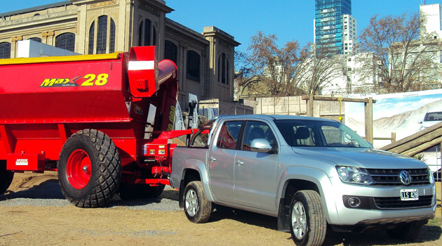 Volkswagen Argentina presente en La Rural 2013