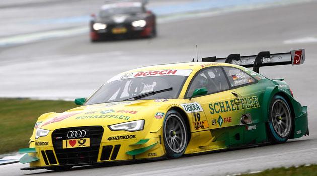 Audi Campeon por equipos en el DTM