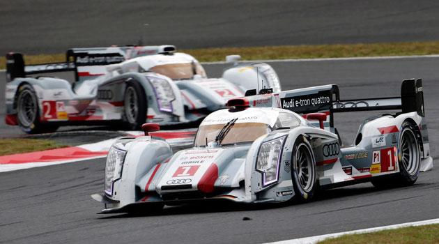 Sexta victoria de Audi en el Mundial de Resistencia 2013
