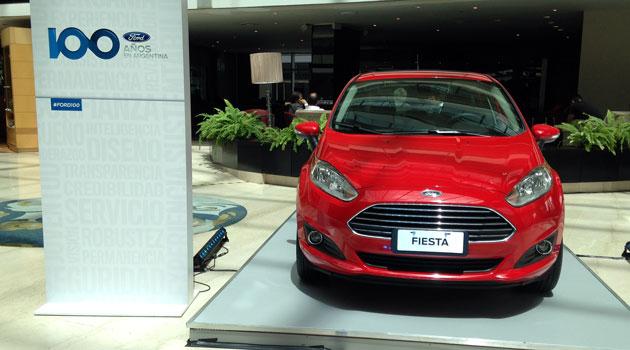 Ford Argentina celebra 100 años en el país