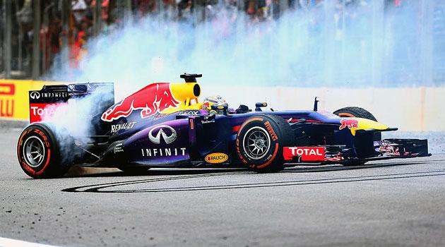GP de Brasil F1