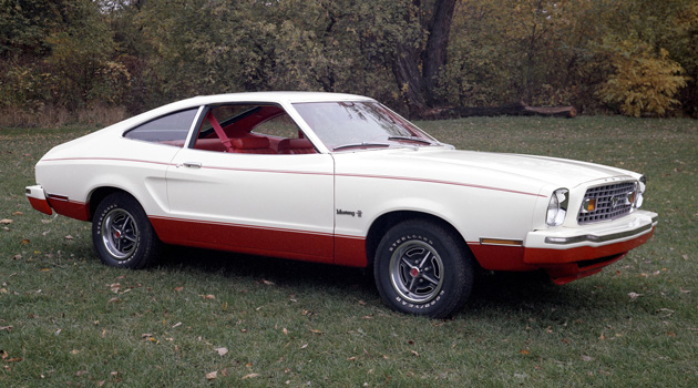 Ford Mustang II 1976