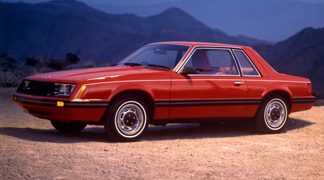 Ford Mustang Coupe LX 1980