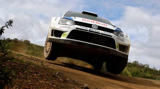 Volkswagen Polo R - Rally de Portugal 2014