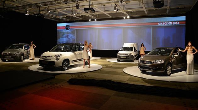 Fiat presentó su Colección 2014