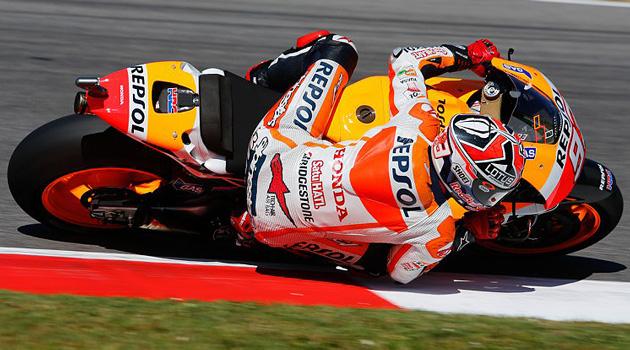 MotoGP en Mugello - Marc Marquez