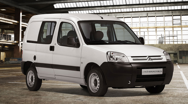 Citroen Berlingo Furgon Mixto