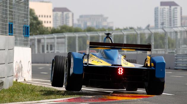 Formula E en Pekin