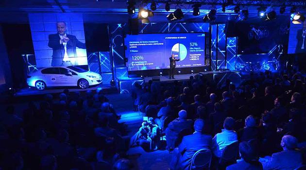 Peugeot Postventa - Forum 2014