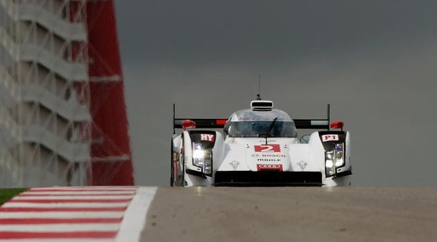 1-2 de Audi en las 6 Horas de Austin - WEC