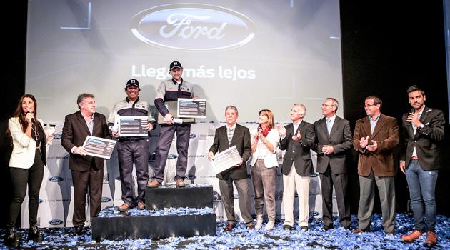 Ford Argentina - Competencia Nacional de Habilidades Tecnicas