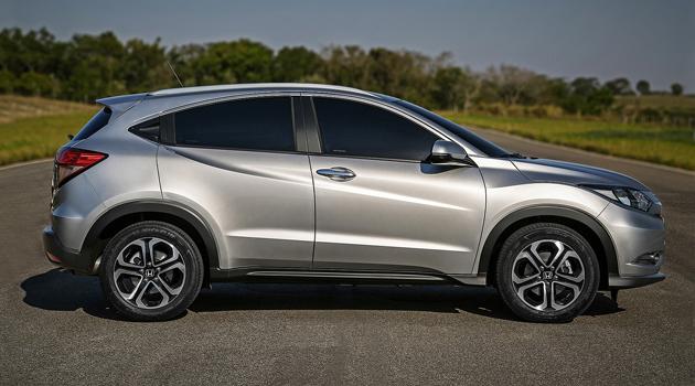 El Honda HR-V se fabricara en Argentina