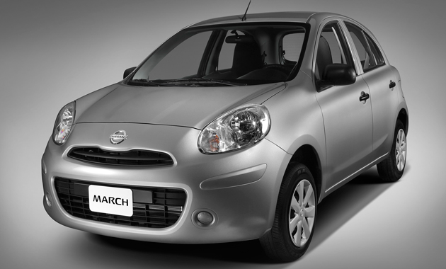 Nissan March Active
