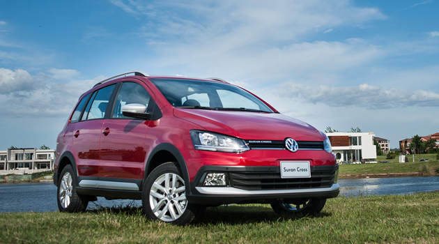 Volkswagen Suran Cross