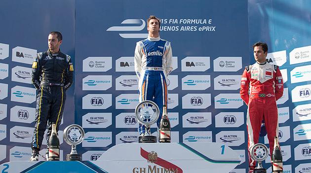 Formula E en Buenos Aires - ePrix