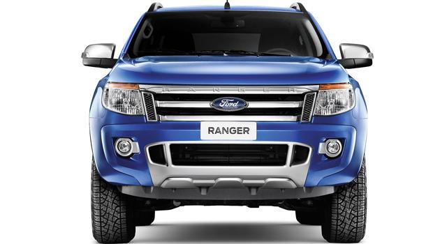 Ford Ranger XLT 4x4 AT