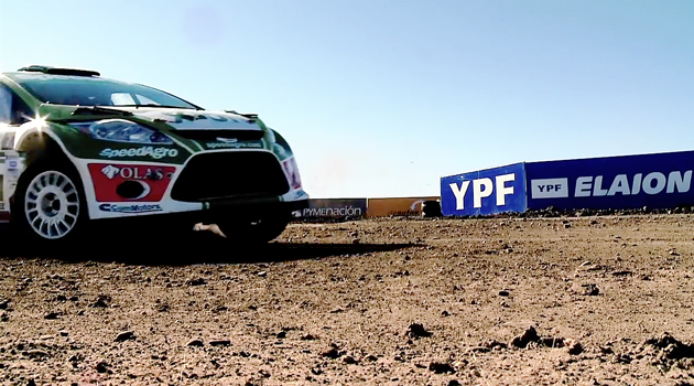 YPF, proveedor oficial del Rally Argentino