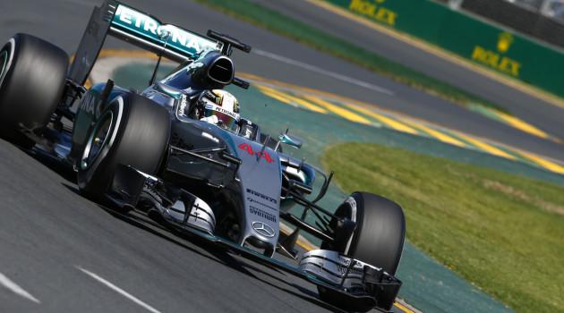 GP Australia F1 2015