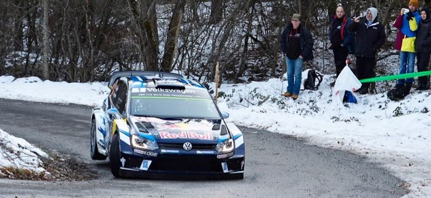 Rally de Monte Carlo 2016