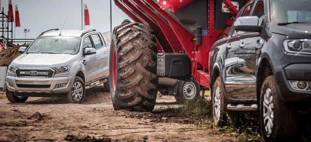 Ford en Agroactiva 2016