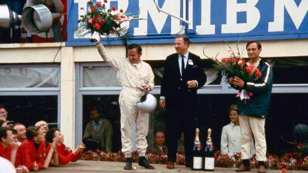 Ford en las 24 Horas de Le Mans 1966