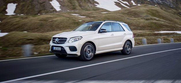 Mercedes-Benz; GLE