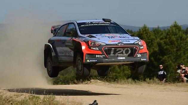 Rally de Italia-Cerdeña 2016