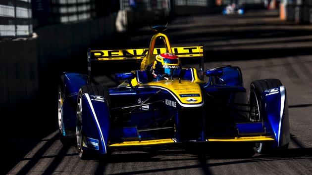 Formula E Londres 2016
