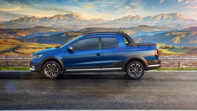 Volkswagen Saveiro 2016