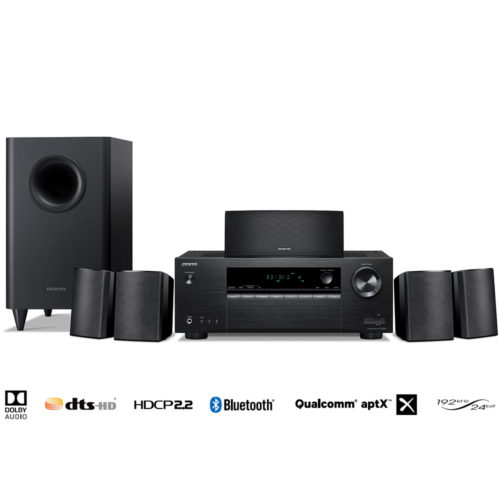 Home Theater Onkyo HT-S3900