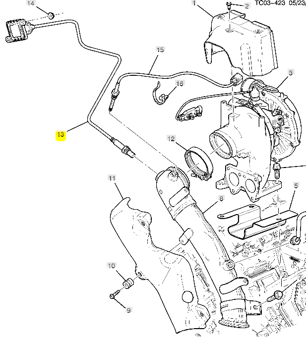 Lly Duramax Engine Sensor Diagram — Splayer