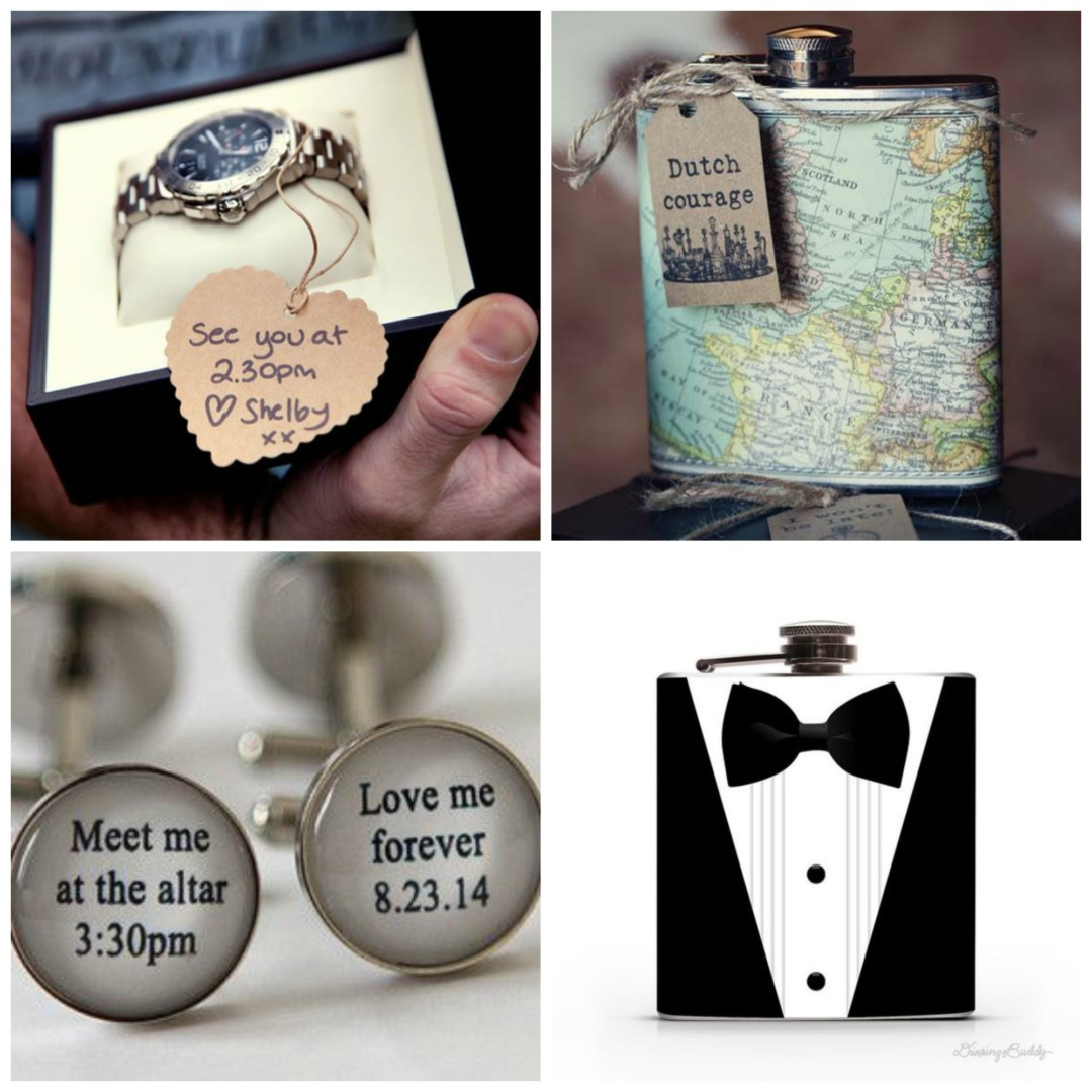 bride groom gifts perfect