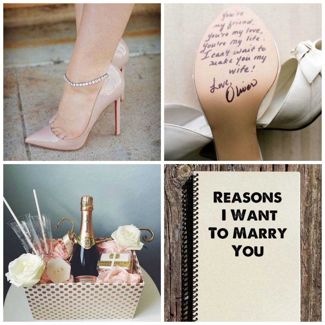 Bride  Groom Gifts  Perfect Details