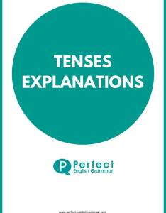 Tenses infographics infographic also verb rh perfect english grammar