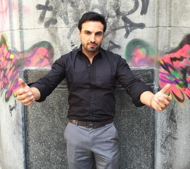 Gabriel Valenzuela, sotul lui aylin mujica