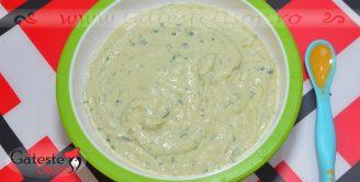 Guacamole pentru Bebelusi