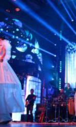 Andra pe scenă în concertul AIEVEA