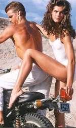 Brooke Shields, în anii ei de glorie.